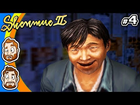 Shenmue II - PART 4: Really Lucky | CHAD & RUSS |