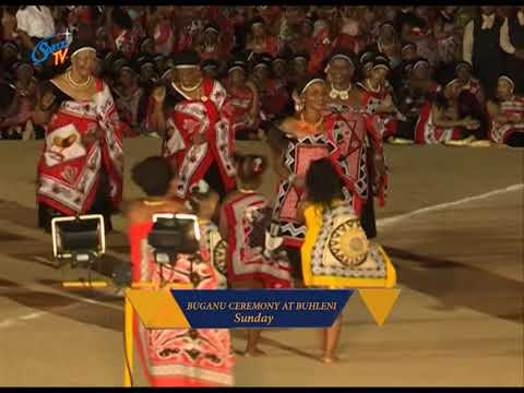Buganu Ceremony at Buhleni Late Saturday Night