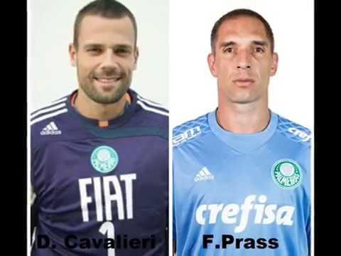 Comparação de Elencos Palmeiras 2006 x 2016