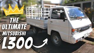 Will It Run??? |  Old 1994 Mitsubishi L300 Roadtest