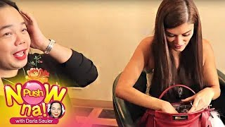 Push Now Na: Pia Wurtzbach's Bag raid