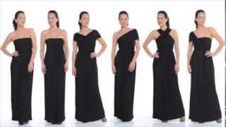 The Grecian Dress by SACHA DRAKE