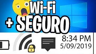 🔐Como PROTEGER tu RED Wi-Fi /⚠️Evitar que te R0BEN Wi-Fi / Adiós Vecinos 👋