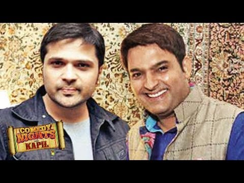 Download Himesh Reshammiya on Comedy Nights With Kapil 1st June 2014 FULL EPISODE HD