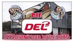 DIE DEL STADIONTOUR 2019/2020 ★ Straubing Tigers