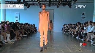 BEIRA   PROJETO ESTUFA Sao Paulo Fashion Week N°43   Fashion Channel