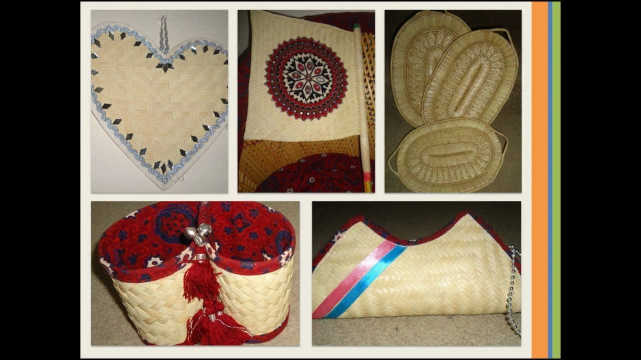 Sindhi Cultural Handicraft Wmv Youtube
