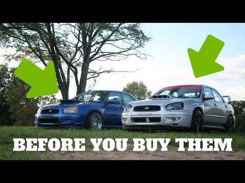 WHAT YOU NEED TO KNOW BEFORE BUYING A WRXSTI