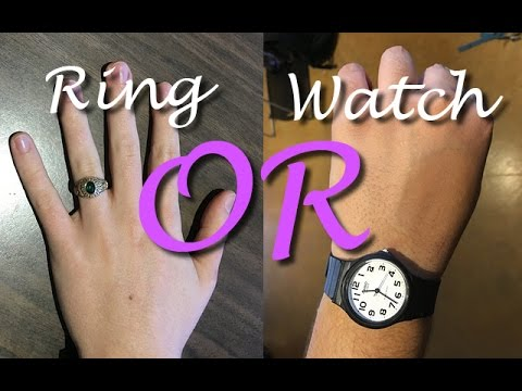 Ring Or Watch? - Adventists Dating Tips