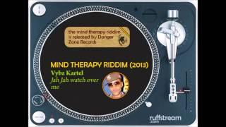 Mind Therapy Riddim MIX (2013): Vybz Kartel, Cocoa Tea, Capleton, Turbulence