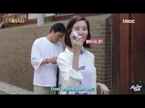 [ENG SUB] SeoHyun - Bad Thief Good Thief BTS with Kim Ji Hoon and Ji Hyun Woo (Episode 24)