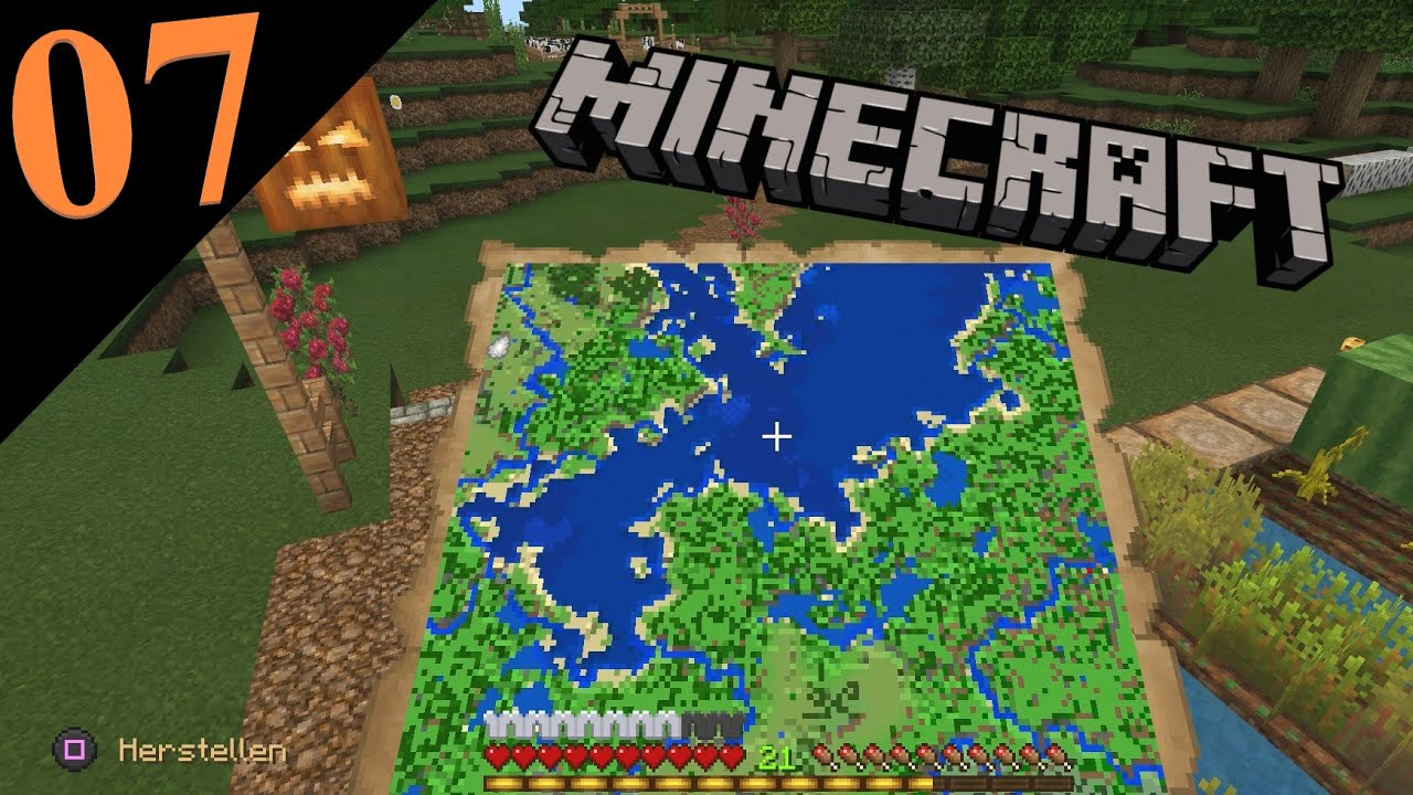 Minecraft Survival 🔨 AUF ENTDECKER-TOUR 💎 Let's Play Minecraft Bedrock Edition #07