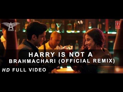 Harry Is Not A Brahmachari (Official Remix)   Farhan Akhtar, Vir Das   DJ Angel