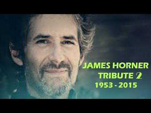 James Horner Tribute - Best Soundtracks - Part 2 - (1953 - 2015)