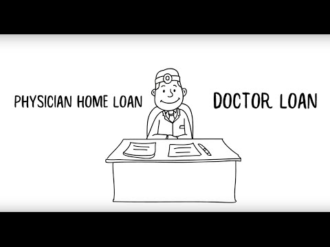 What is a Physician Home Loan?