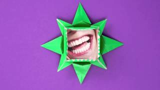 Unwrap Your Whiter Smile!