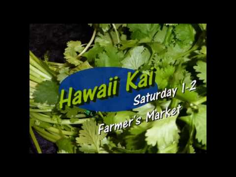 Saturday Hawaii Kai People's Open Market 1-2 pm