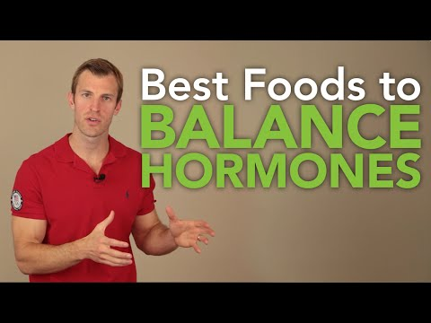 Best Foods To Balance Hormones Naturally In Women And Men | Dr. Josh Axe