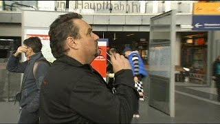 Германия: забастовка железнодорожников продлится 4 дня(Немецкий профсоюз железнодорожников объявил о проведении 4-дневной забастовки до понедельника. Это решени..., 2014-11-07T07:13:42.000Z)