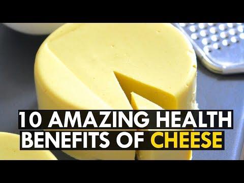 10 Amazing Health Benefits of Cheese