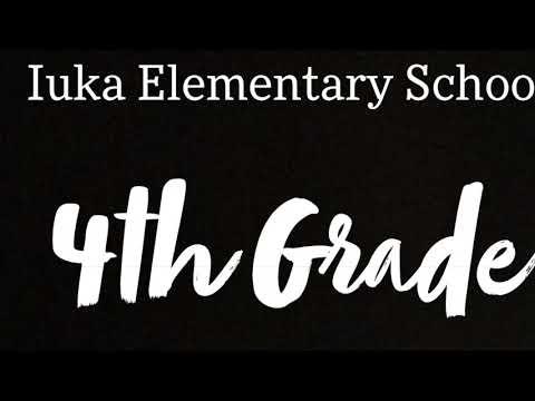 Iuka Elementary School 4th Grade Meet the Teacher