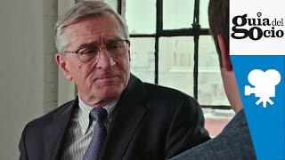 El Becario ( The Intern ) - Trailer final castellano