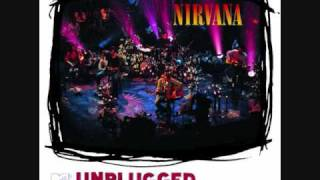 Nirvana - Lake Of Fire (Unplugged Version)