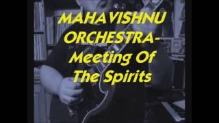 "All electric guitar solos of ""The Inner Mounting Flame""(Mahavishnu Orchestra)"