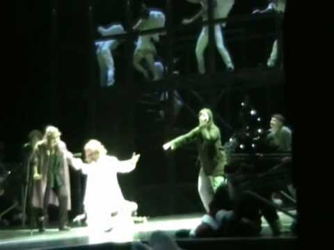 Jesus Christ Superstar with Chris Murray - The Temple Scene