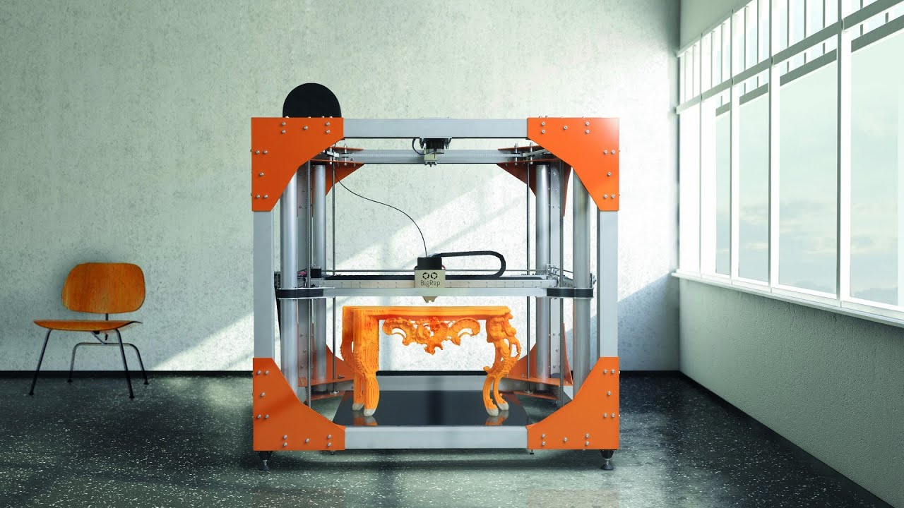 6 coolest 3d printer you must have youtube - 3d printer italia ...