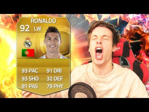 RONALDO PACKED AGAIN! - FIFA 15 PACK OPENING
