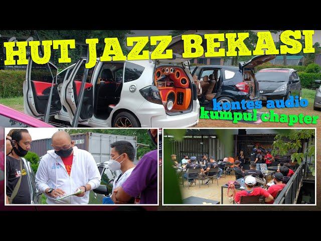Meriah!! Ultah Club Jazz Bekasi, Kumpul - Kompul Sambil Kontes Audio