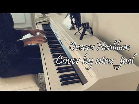 Ovvoru Naalilum - Jeswin Samuel (Cover by niru_joel)