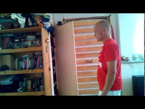 Cheetah KungFu Lesson 1 - footwork, accuracy, impact severeness control, multiple opponents