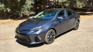 2017 Toyota Corolla SE 6-Speed – Redline: Review