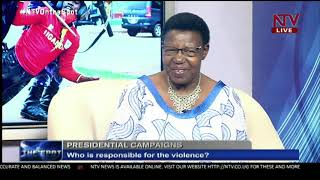 Who is responsible for the violence during the 2021 presidential campaigns? | ON THE SPOT