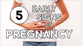 5 Early Signs That You're Pregnant | Pregnancy Questions | Parents