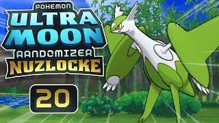 GUZMA NEEDS TO CALM DOWN! • Pokemon Ultra Moon Randomizer Nuzlocke • EP20