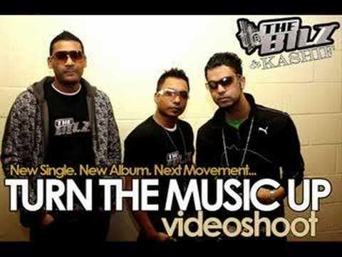 The Bilz & Kashif - Turn the Music Up (New Single)