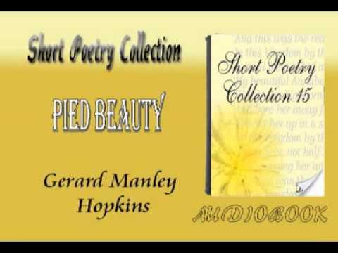 pied beauty hopkins analysis