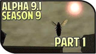 7 Days to Die Alpha Gameplay Season 9 Part 1 - Everything