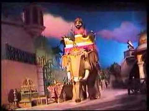 Disney sea sinbad 39 s storybook voyage complete ride music for Sejour complet tokyo