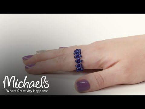 How to Make a Ring | Jewelry & Accessory Ideas | Michaels