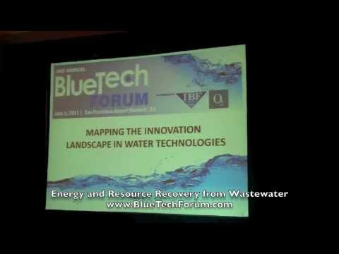 BlueTech Forum 2011 - Hot Tech Area - Energy and Resource Recovery from Wastewater