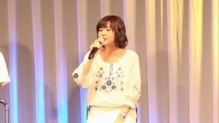 TVアニメ「ソード・オラトリア」放送直前ステージ@AnimeJapan 2017.