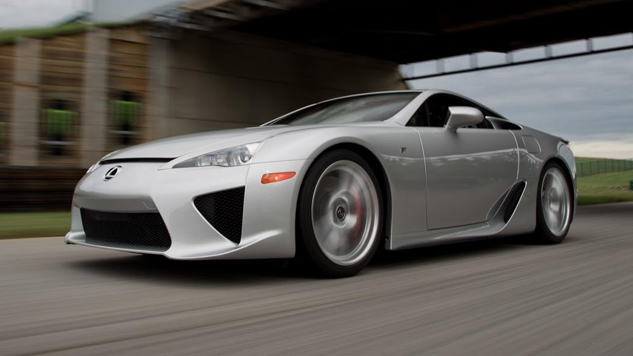Lovely 2012 Lexus LFA   2013 Lightning Lap   LL5 Class   CAR And DRIVER