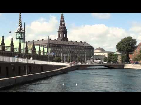 Copenhagen - a walk along the waterfront