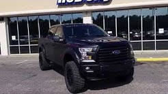 Ford F150 Black Widow Edition at Hub City Ford!!!!