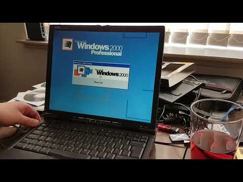 Installing Windows 2000 Professional on the Dell Latitude CPx J