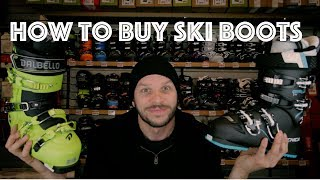 Ski Boots - How to Buy Ski Boots